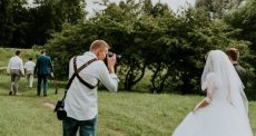 Make your wedding memorable with professional photographer